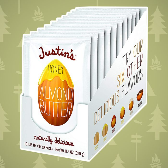 Justin's Honey Almond Butter Squeeze Packs
