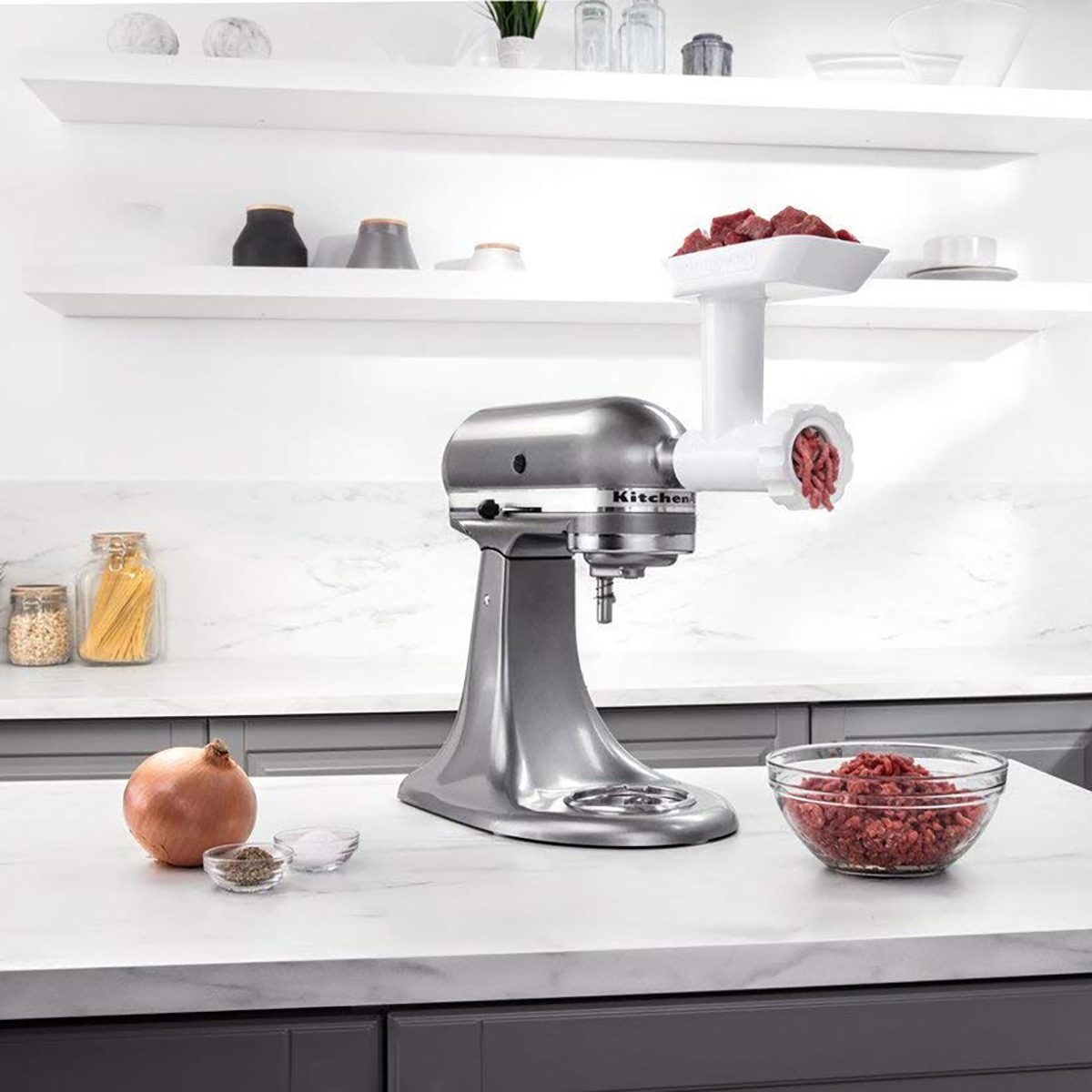 The 9 Best Kitchenaid Attachments You Can Buy On Amazon