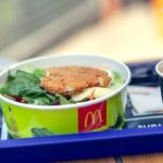 McDonald's Salads Linked to Parasite Outbreak
