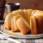 Mom's Citrus Buttermilk Cake