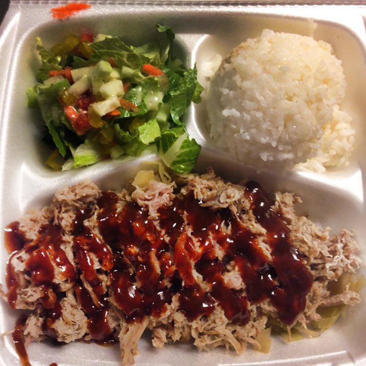 Kimo's Hawaiian BBQ