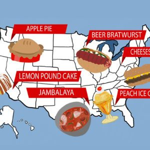 The Best Recipes from Every State