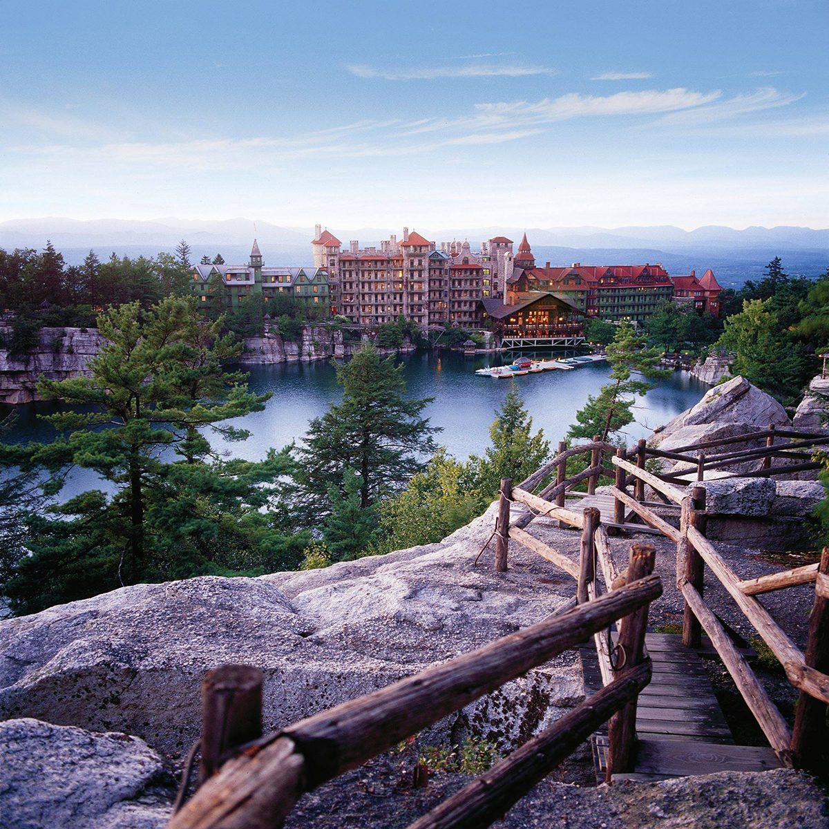 New York Mohonk Mountain House