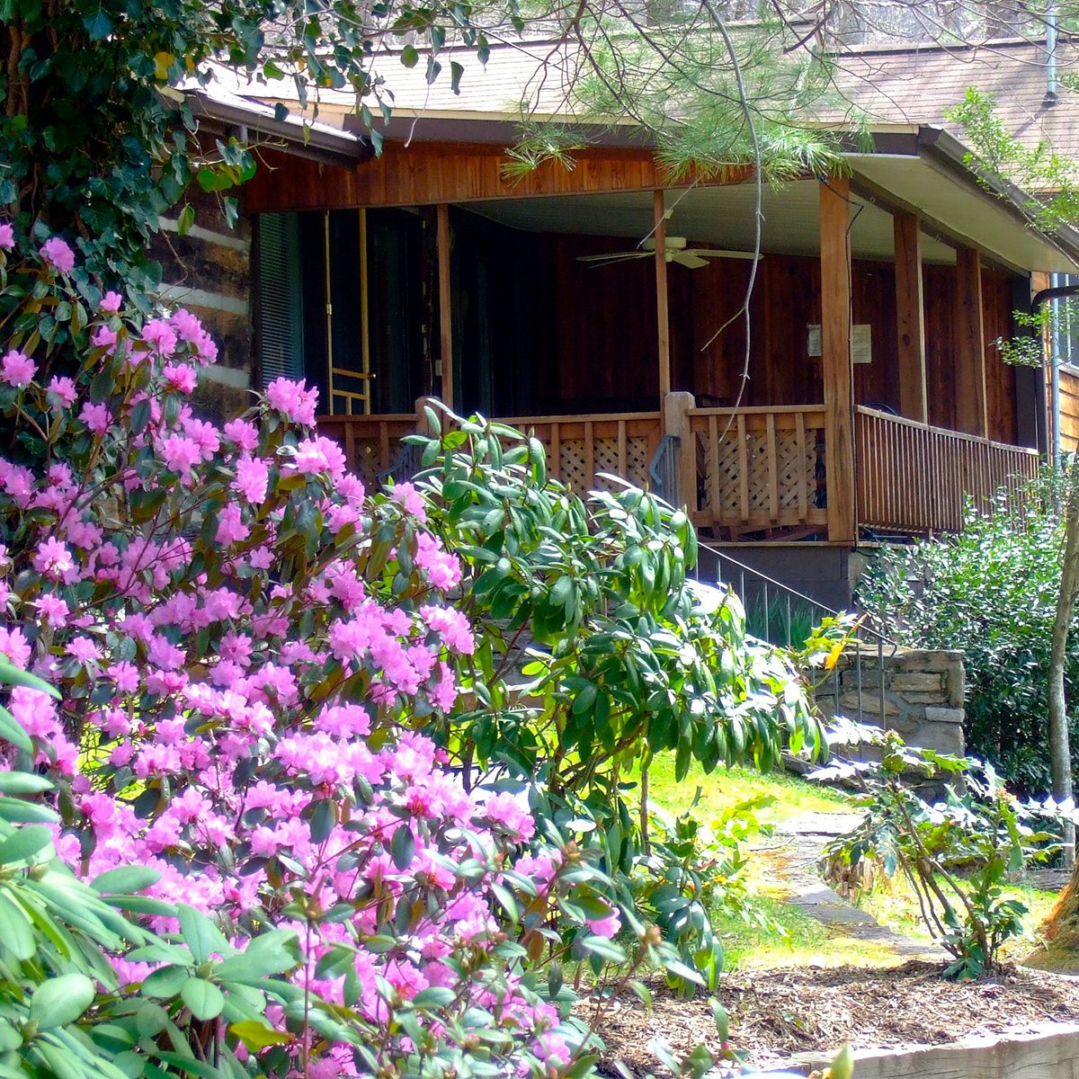 North Carolina Ashevilla Cabins of Willow Winds