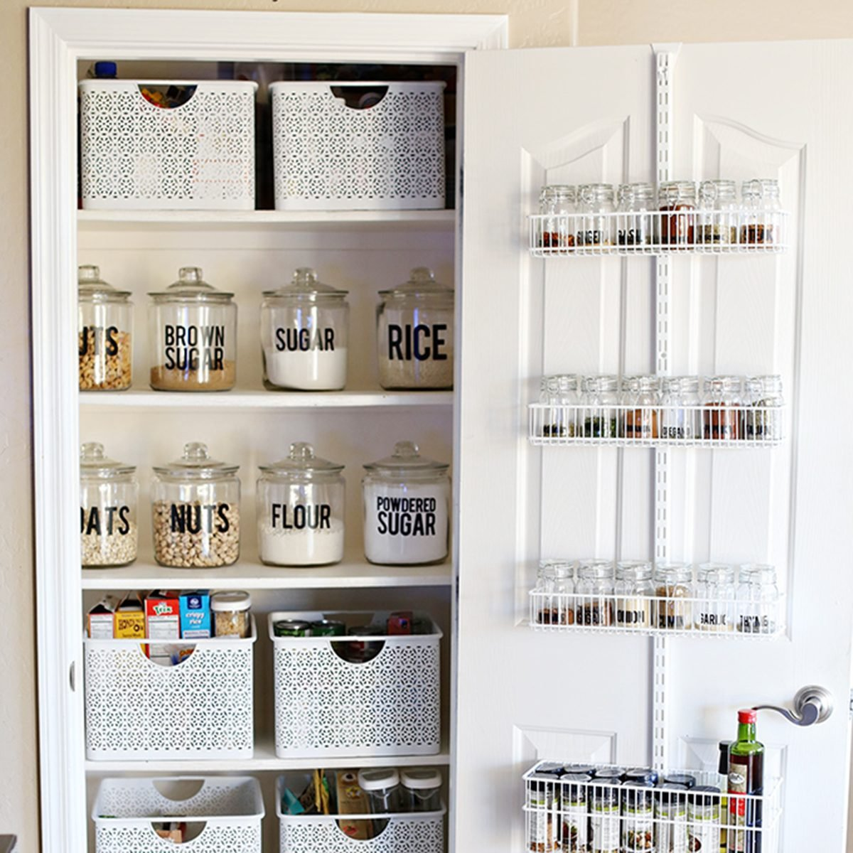 14 Easy Pantry Organization Tips From The Experts