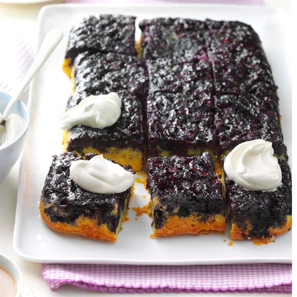 Sensational Our Test Kitchen Found The Best Cake Mix Taste Of Home Funny Birthday Cards Online Alyptdamsfinfo