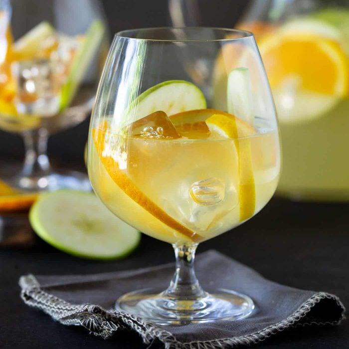 Sangria lemonade