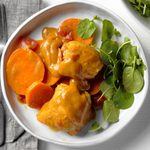 Slow-Cooker Malaysian Chicken