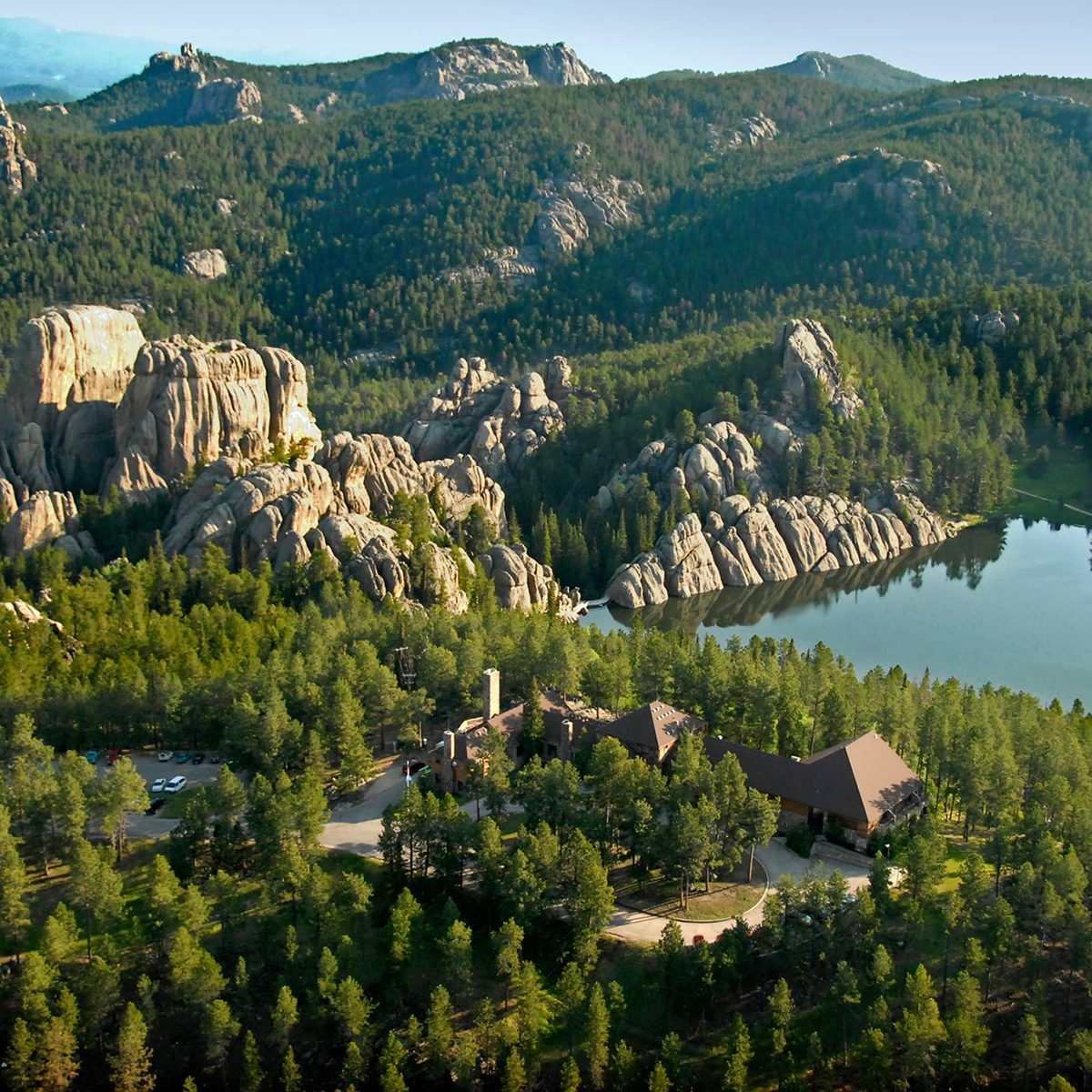 South Dakota Custer State Park Resort