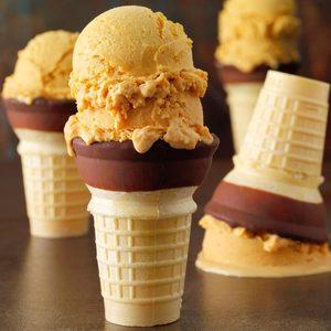Spiced Pumpkin Ice Cream