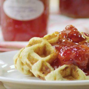 Strawberry Thyme Jam