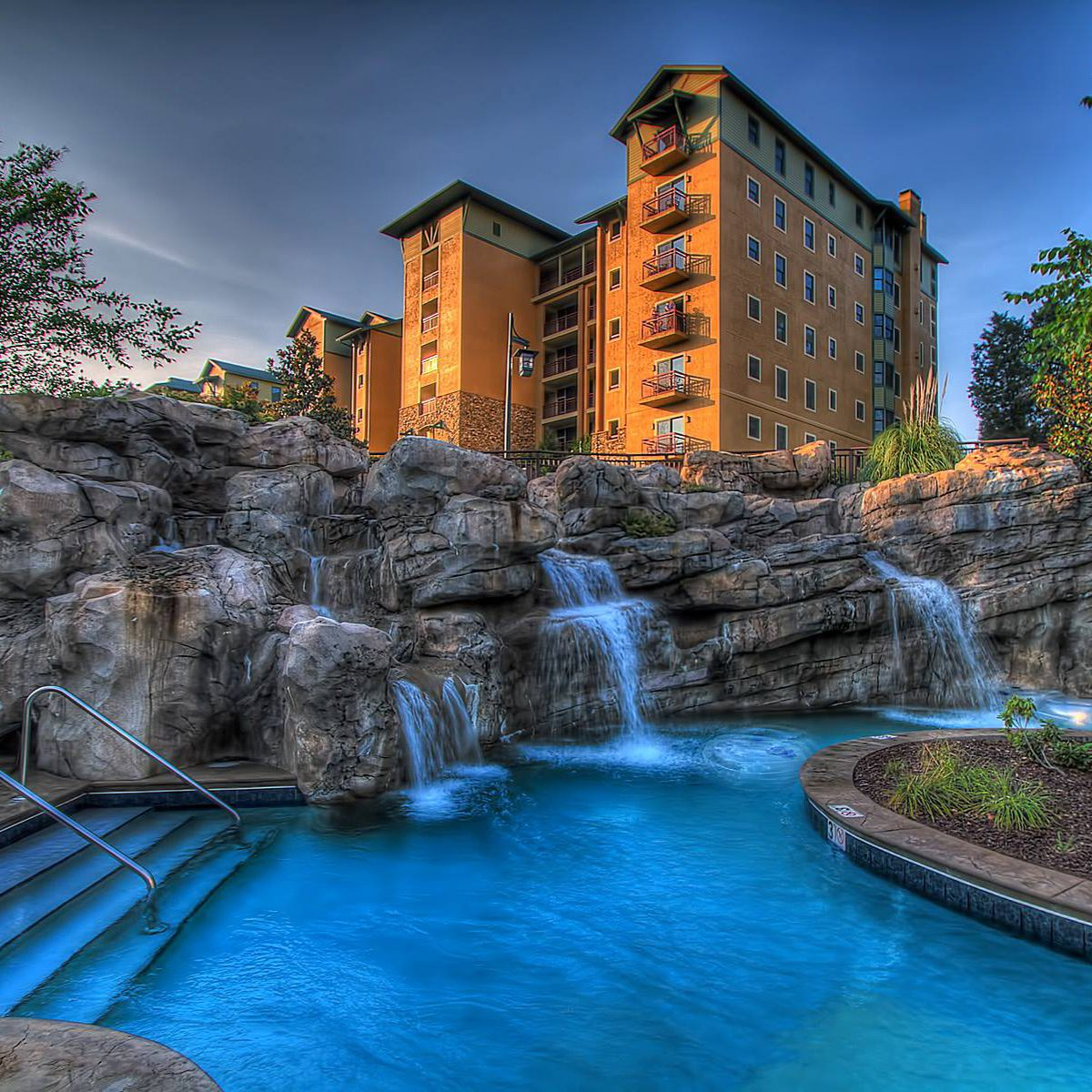 Tennessee RiverStone Resort & Spa