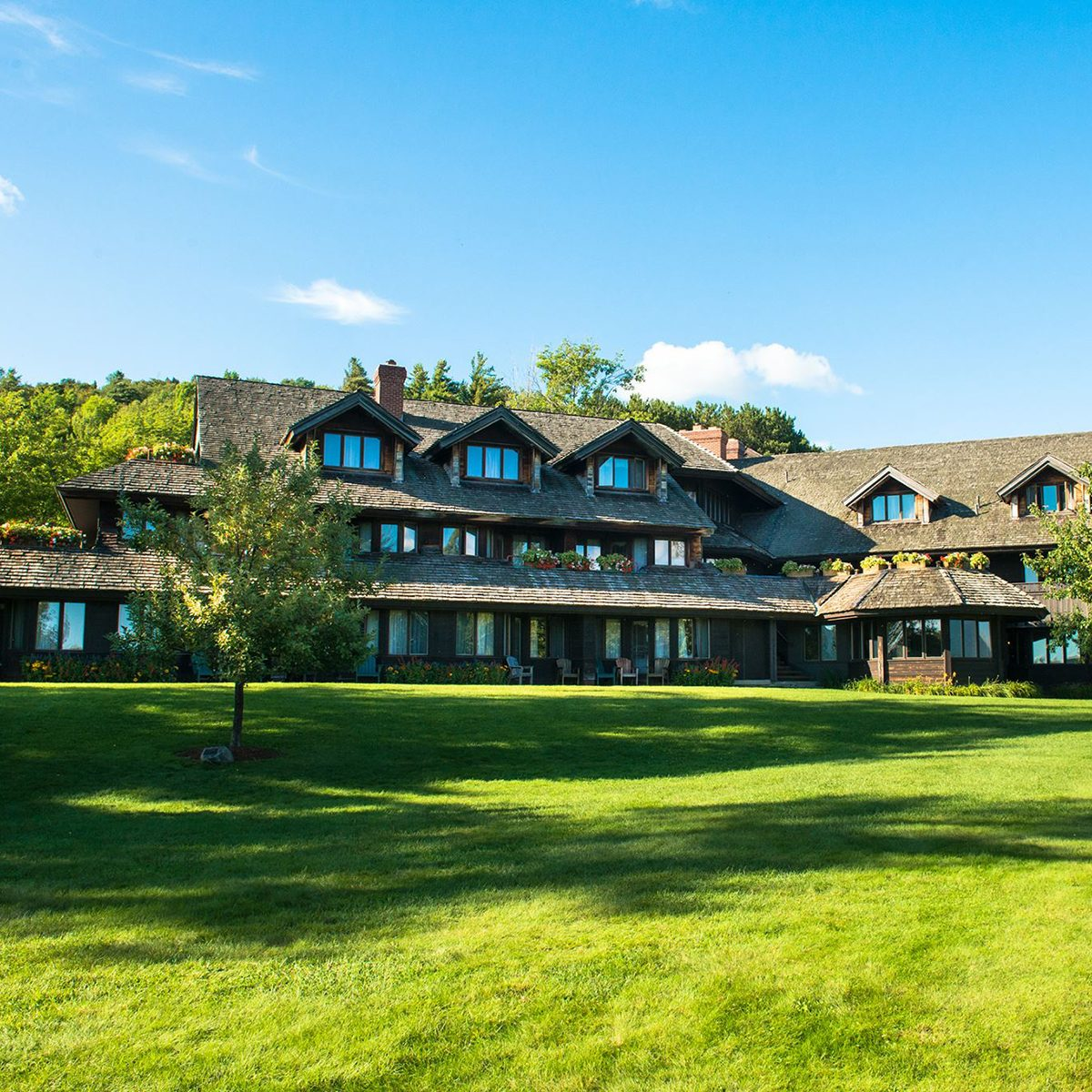 Vermont Trapp Family Lodge