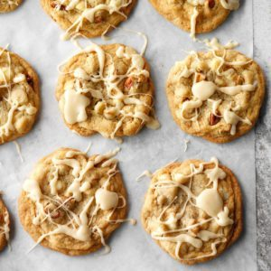 Vermont Maple Cookies