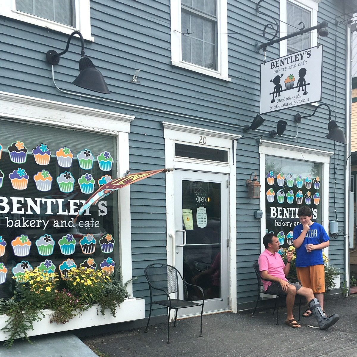 Bentley's Bakery & Café