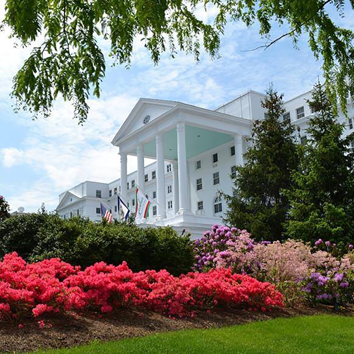 West Virginia The Greenbrier