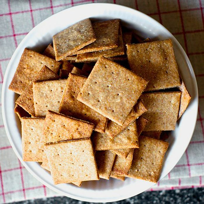 snacks you can make from scratch