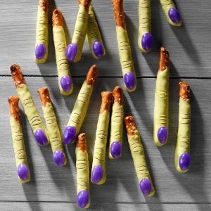 Witches' Fingers
