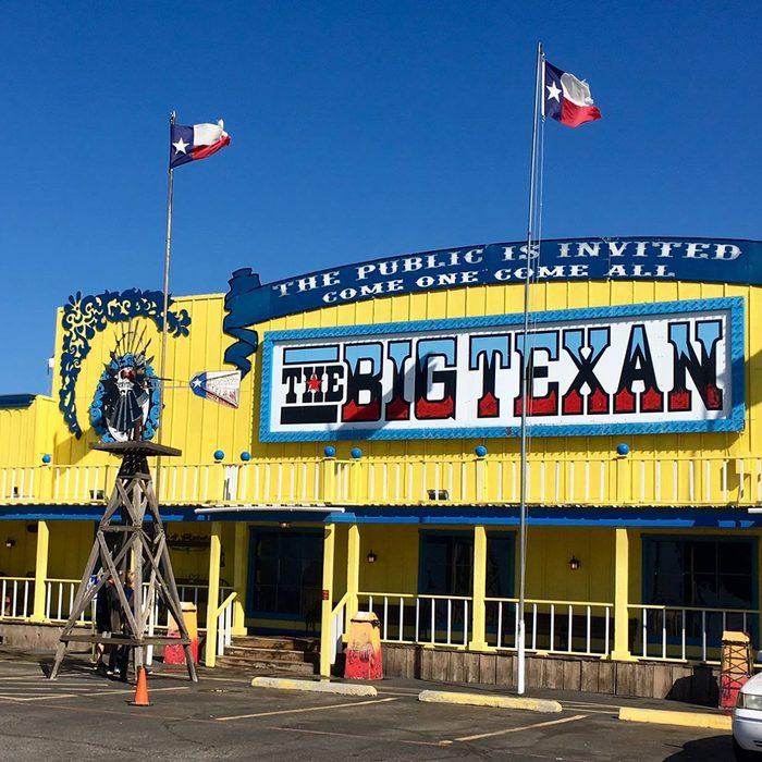 The Big Texan SteakThe Big Texan Steak Ranch & BreweryThe Big Texan Steak Ranch & Brewery