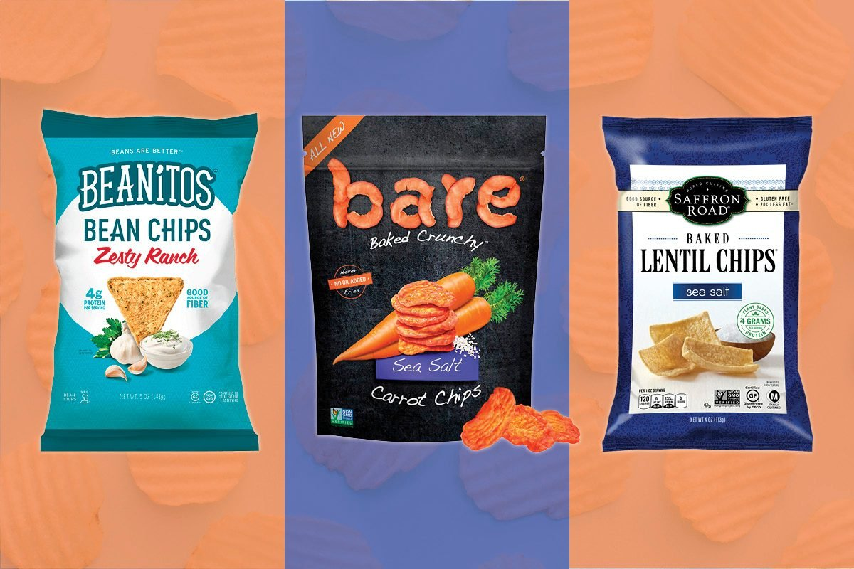 Watch 10 Healthy Chips that are Just as Bad as Lay's video