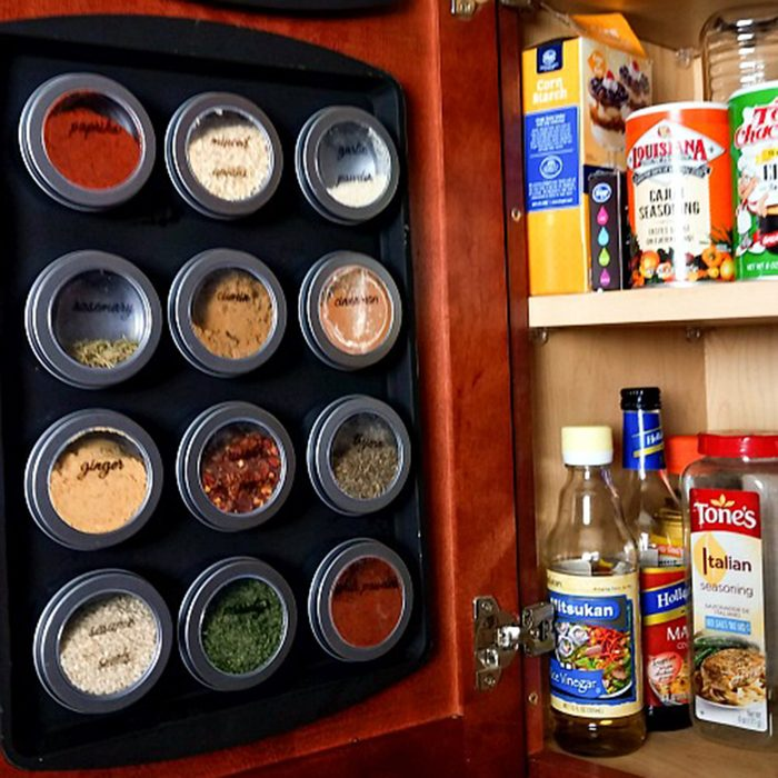 A Cultivated Nest diy-magnetic-dollar-store-spice-rack