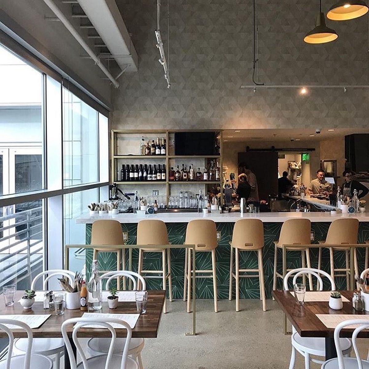 best airport restaurants floret
