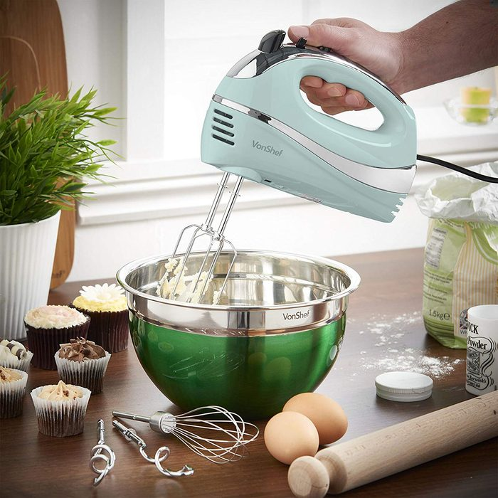 gifts for chocolate cookie lovers, hand mixer