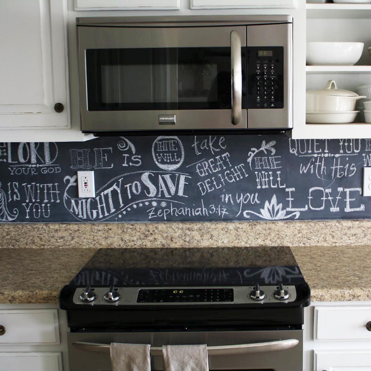 Easy Kitchen Backsplash: 30 Kitchen Backsplash Ideas