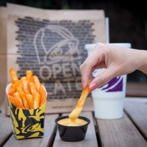 Taco Bell's Nacho Fries Are Coming Back!