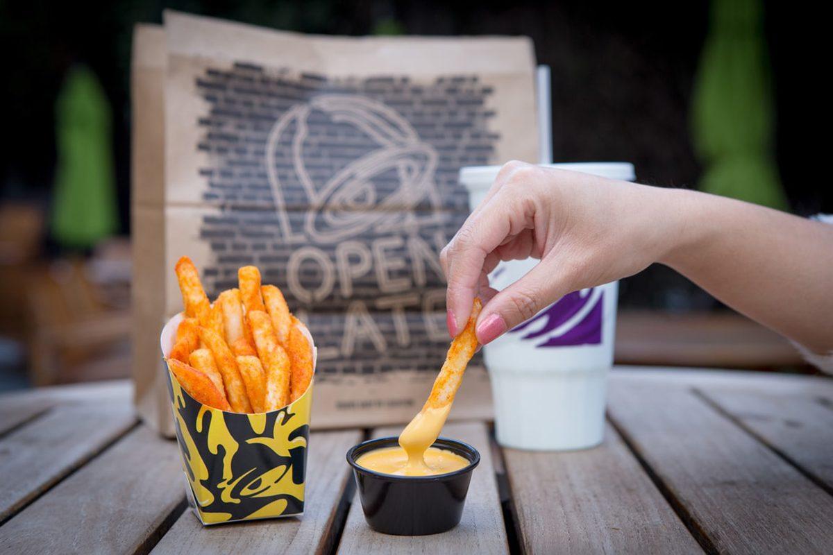 Nacho fries