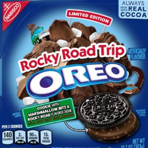 OREO Launches Limited-Edition Rocky Road and Strawberry Shortcake Flavors