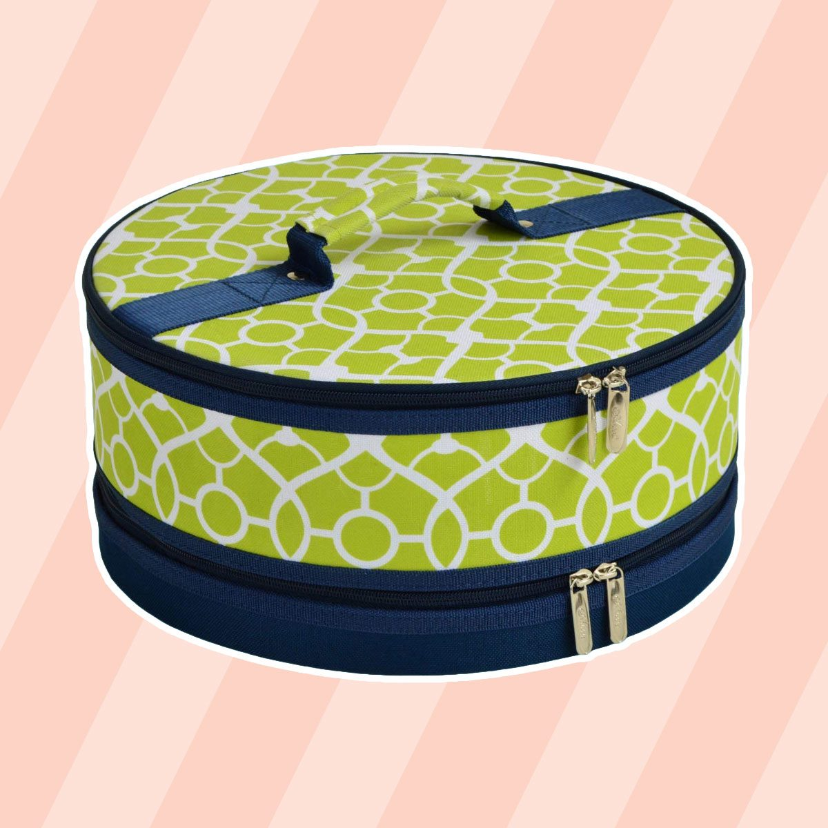 Picnic at Ascot Cake Carrier