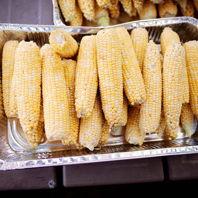 Fresh Corn on the Cob for Clambake