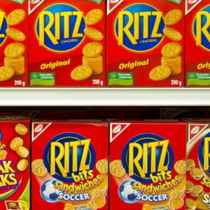 Several Ritz Crackers Products Recalled Because of Health Risk