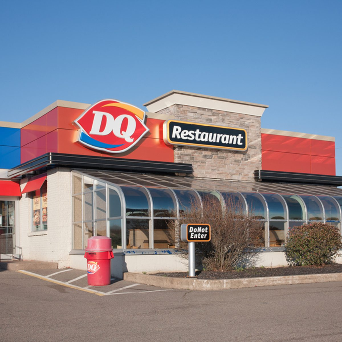 Dairy Queen, or DQ, is a fast food restaurant chain owned by International Dairy Queen, Inc.