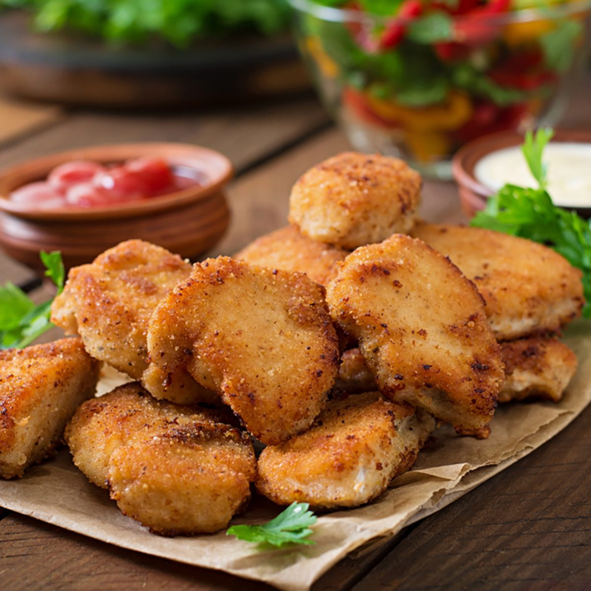 Tyson Recalls Chicken Nuggets Because They Might Contain