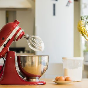 Are You Making This Mistake With Your Stand Mixer?