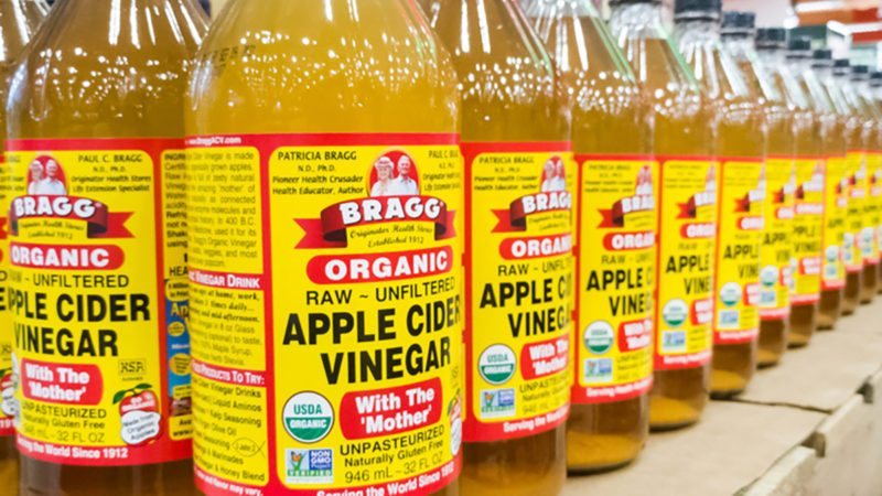 BRAGG Organic Apple Cider Vinegar is now the market leader in the premium acv market segment