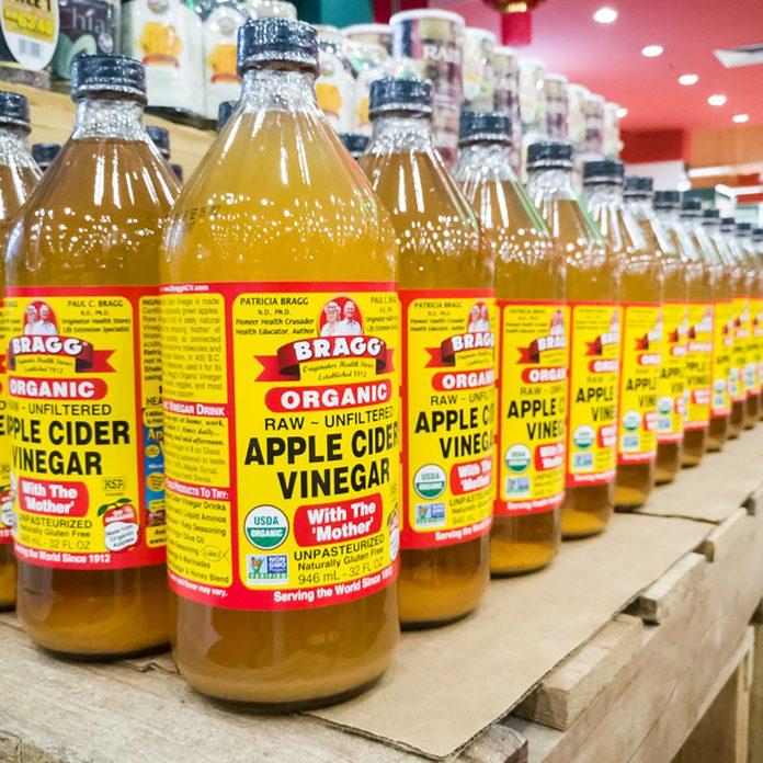 BRAGG Organic Apple Cider Vinegar is now the market leader in the premium acv market segment