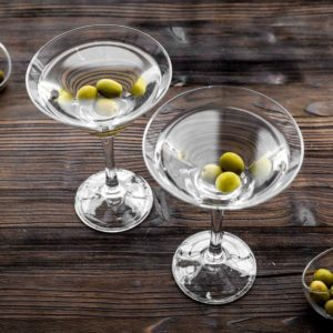 Here's How to Make a Vodka Martini Dirty
