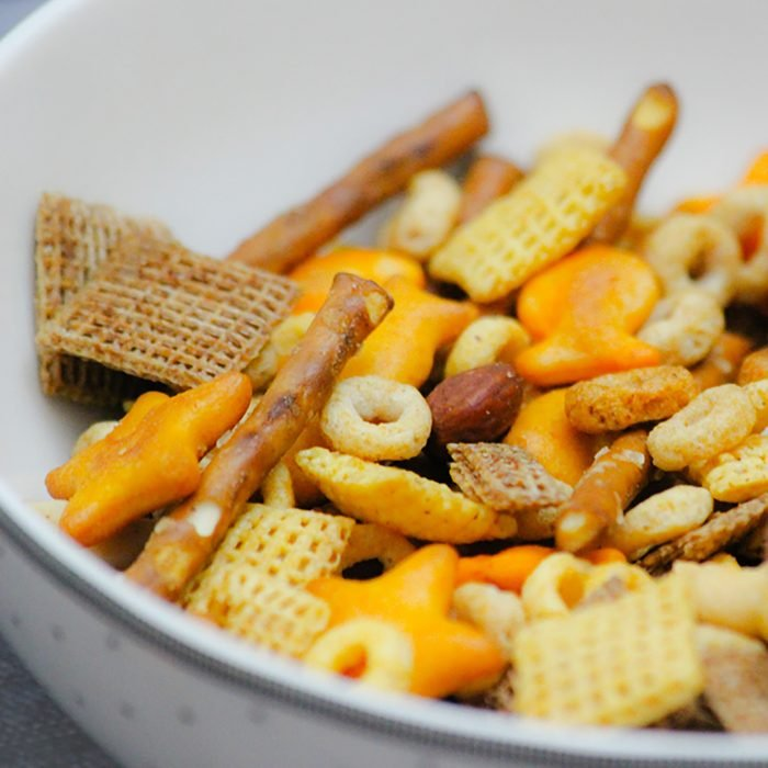 Chex snack mix