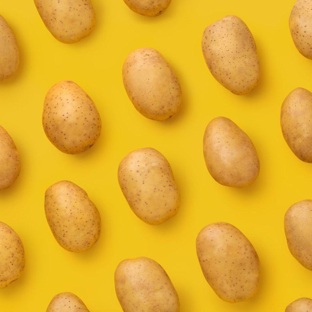 Potatoes pattern