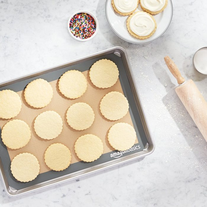 gifts for chocolate cookie lovers, silicone baking mats