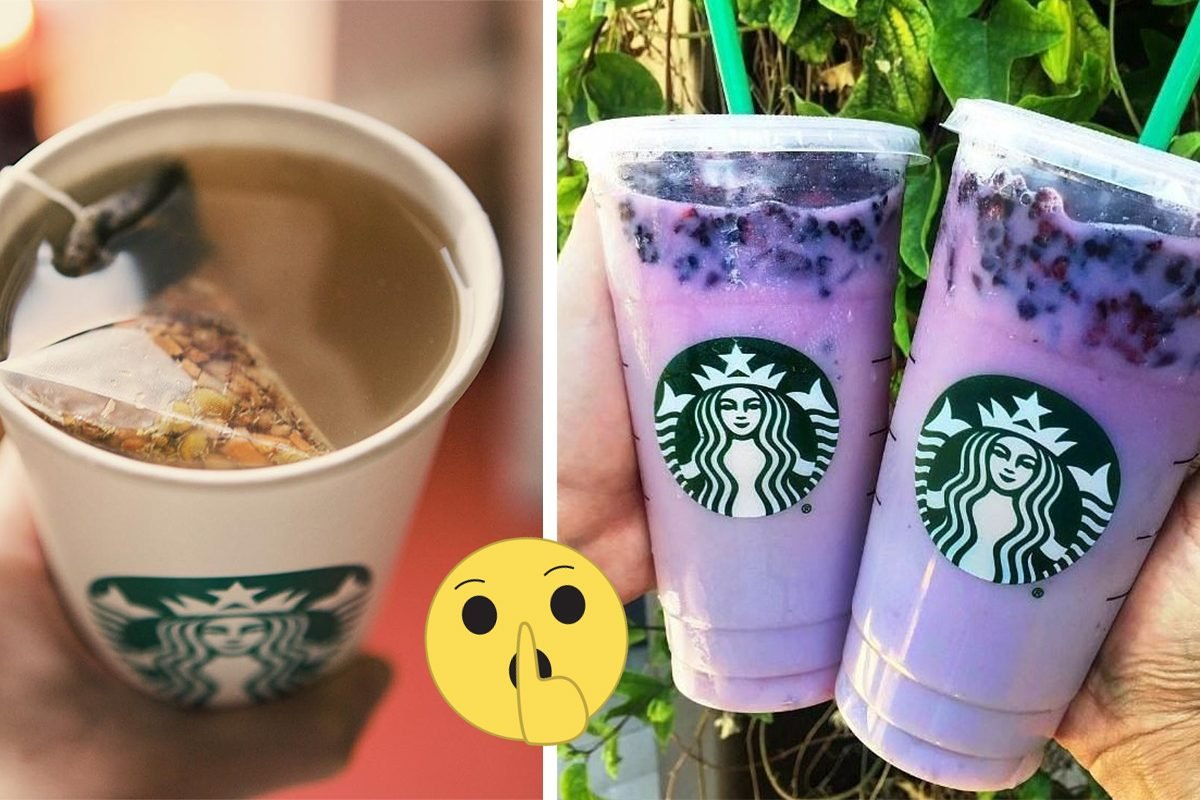 The Starbucks Secret Menu Drinks You Won't Want to Miss