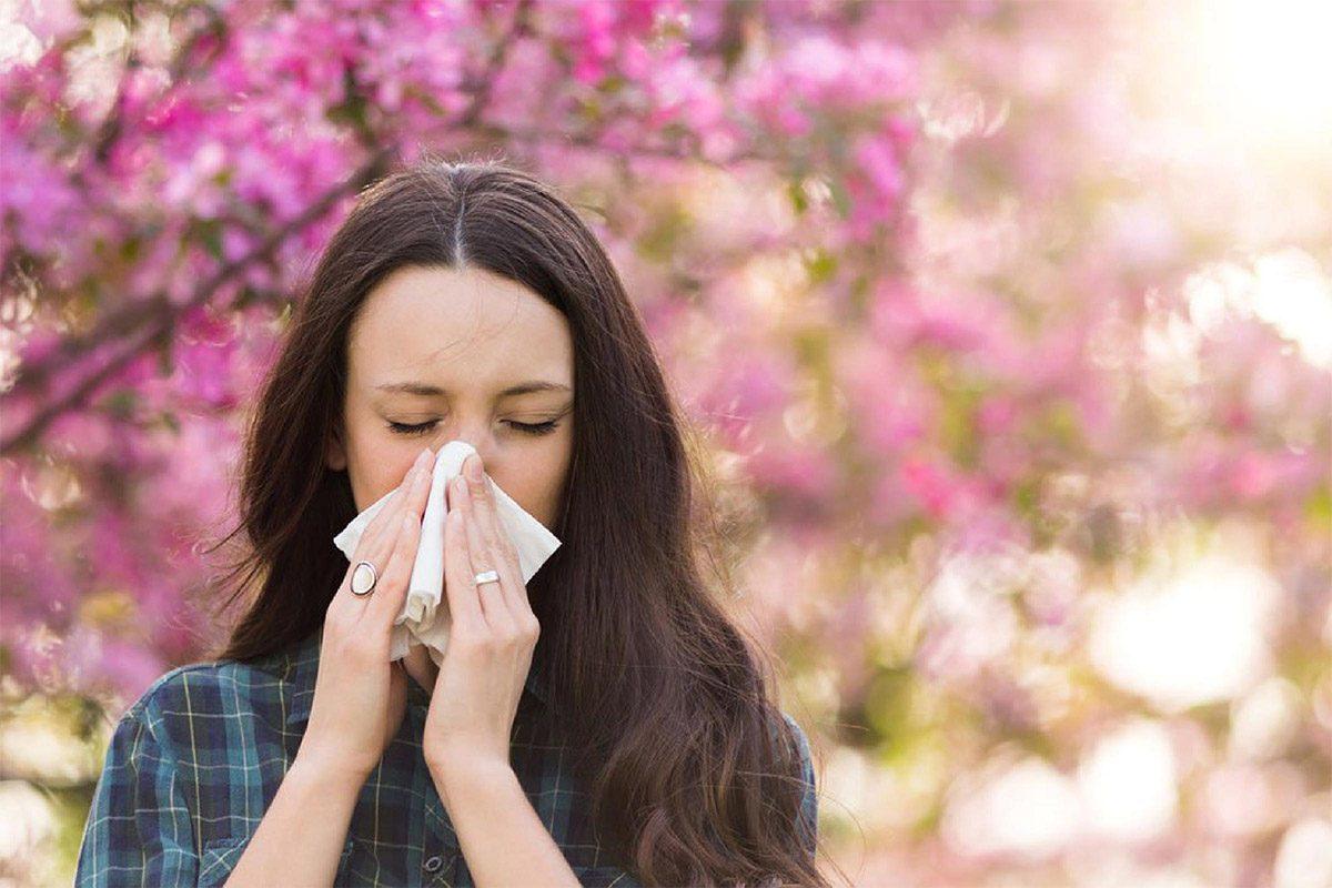 Сезонная аллергия на цветение деревьев
