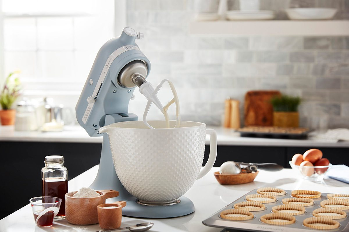 Kitchenaid Launches A New Mixer Color To Celebrate 100th