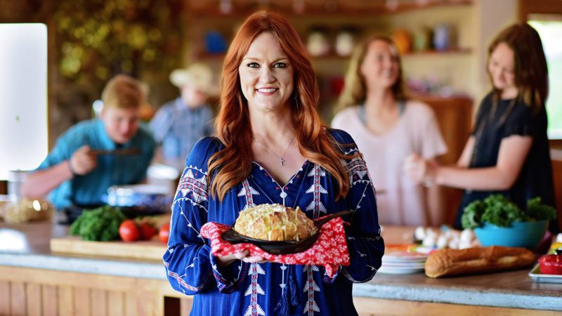 Here's What Ree Drummond Loves to Make for Halloween