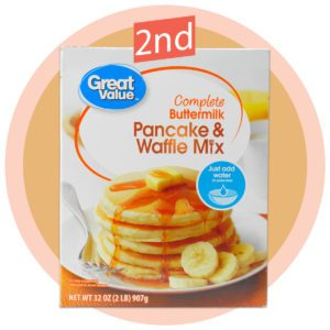 Our Test Kitchen Named The Best Pancake Mix Is It Your Go To