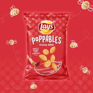 We Tried Lay's Poppables New Honey BBQ Flavor. Here's What We Found.