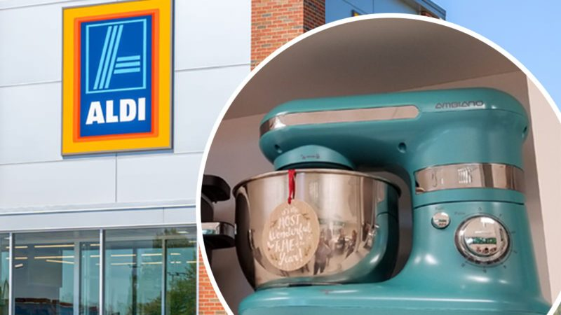 The $59.99 Stand Mixer Is Back at Aldi (and 4 More Steals)